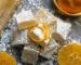 Λουκούμια πορτοκαλένια