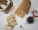 Ψωμί τοστ με ζάχαρη καρύδας