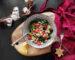 Χριστουγεννιάτικη σαλάτα